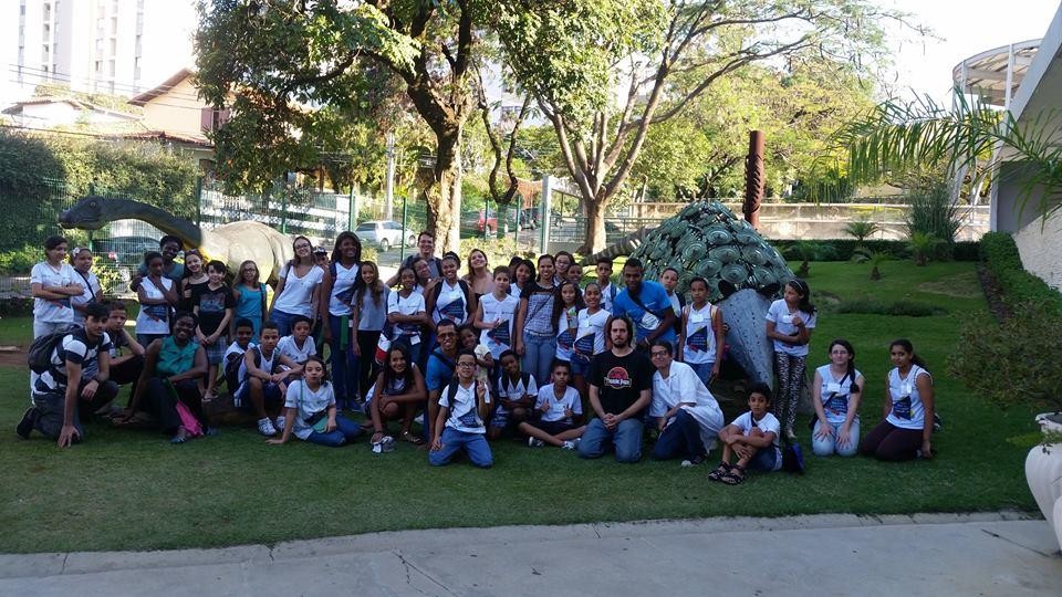 Visita à PUC Minas